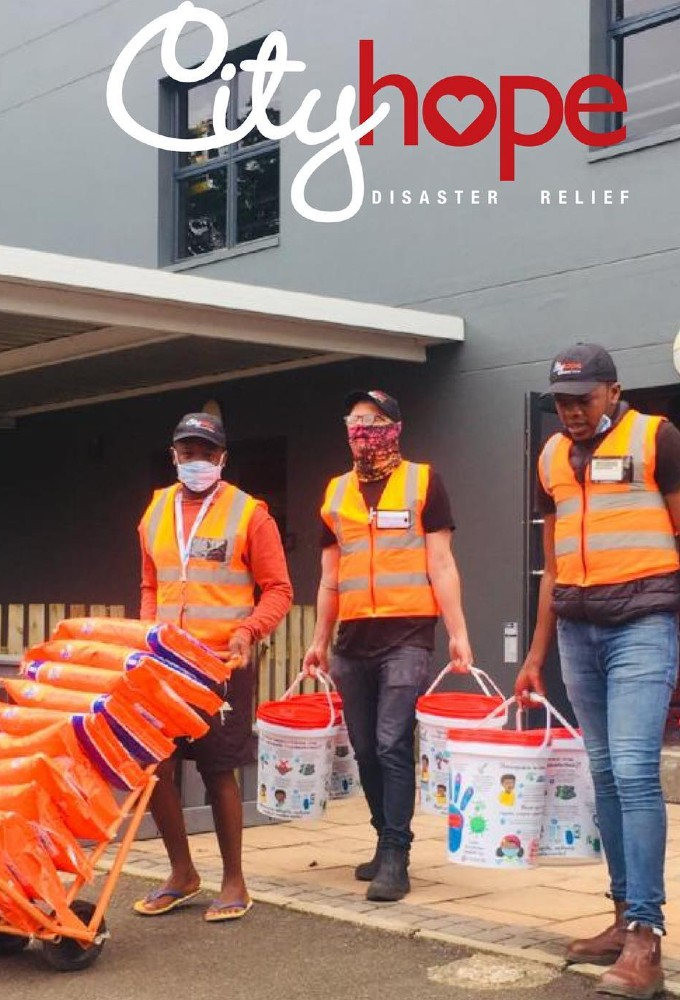 CityHope Disaster Relief R100